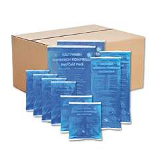 KK Kalt-Warm Kompressen Set 10 teiliges Set mit verschiedenen Größen bei Amazon für 13,47 € statt 14,99 € [amazon.de]
