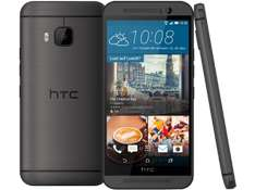 HTC One M9 (Prime Camera Edition) 16 GB Grau