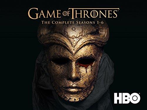 Game of Thrones: Seasons 1-6 (Deutsch+OT)  zum halben Preis bei Amazon Video