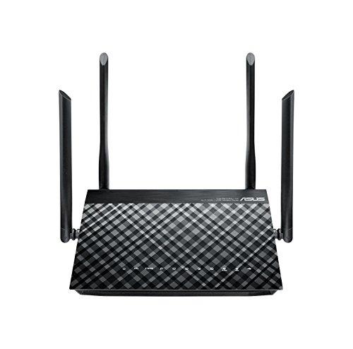 Amazon Prime - Warehouse Deal -> Asus DSL-AC52U AC750 WLAN-Modemrouter (VDSL2 / ADSL2/2+, 802.11ac, EU Multi-Annex Modus, Gigabit LAN, USB 2.0, Serverfunktion)