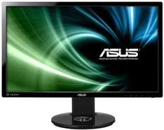 "Asus VG248QE Monitor (24'' FHD TN 3D-Vision, 144Hz, 350cd/​m², 1ms, HDMI + DP + DVI, höhenverstellbar + Pivot + Swivel) + ""Dawn of War III"" für 236,64€ [NBB]"