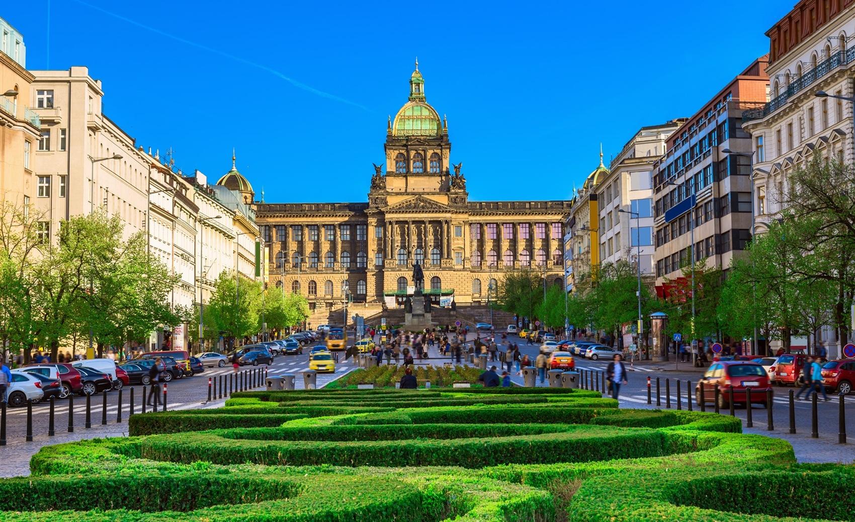 A&O Hotels Prag 3 Tage inklusive Frühstück, Gutschein 3 Jahre gültig