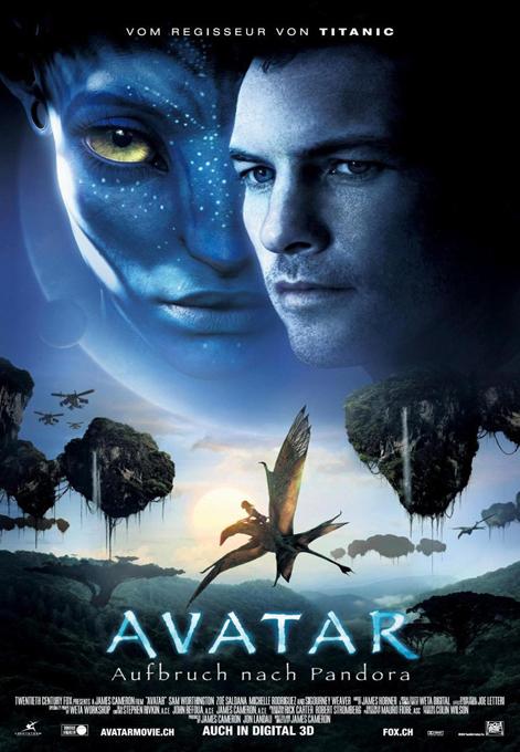 Avatar für 0,99€ in HD leihen auf MyVideo