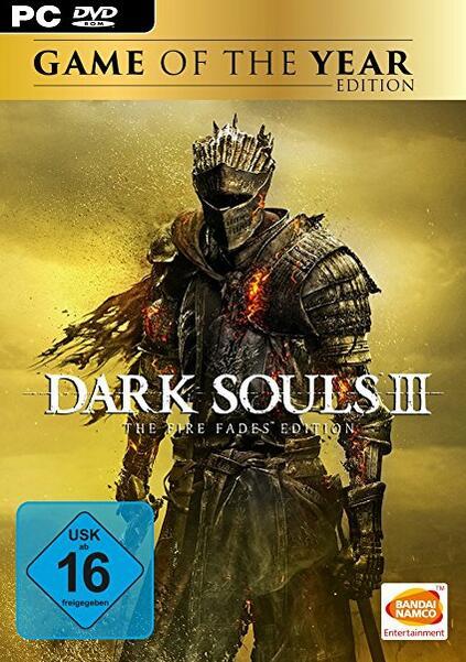 Dark Souls III: The Fire Fades – Game of the Year Edition (Steam) für 32,49€ (SCDkey)