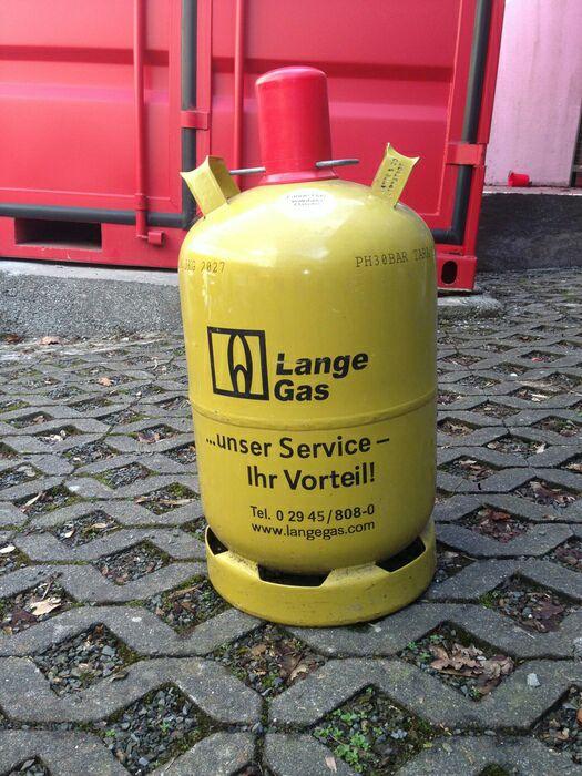 11 kg Propangas-Füllung in Pfand- oder Eigentumsflaschen in Lippstadt