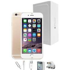Apple iPhone 6s 16GB refurbished (Grade A) in Gold (andere Farben ggf teurer) für 360€