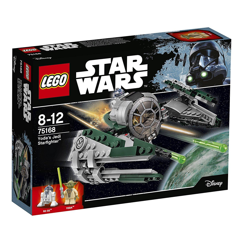 LEGO Star Wars 75168 - Yoda's Jedi Starfighter für 20€ [Real]