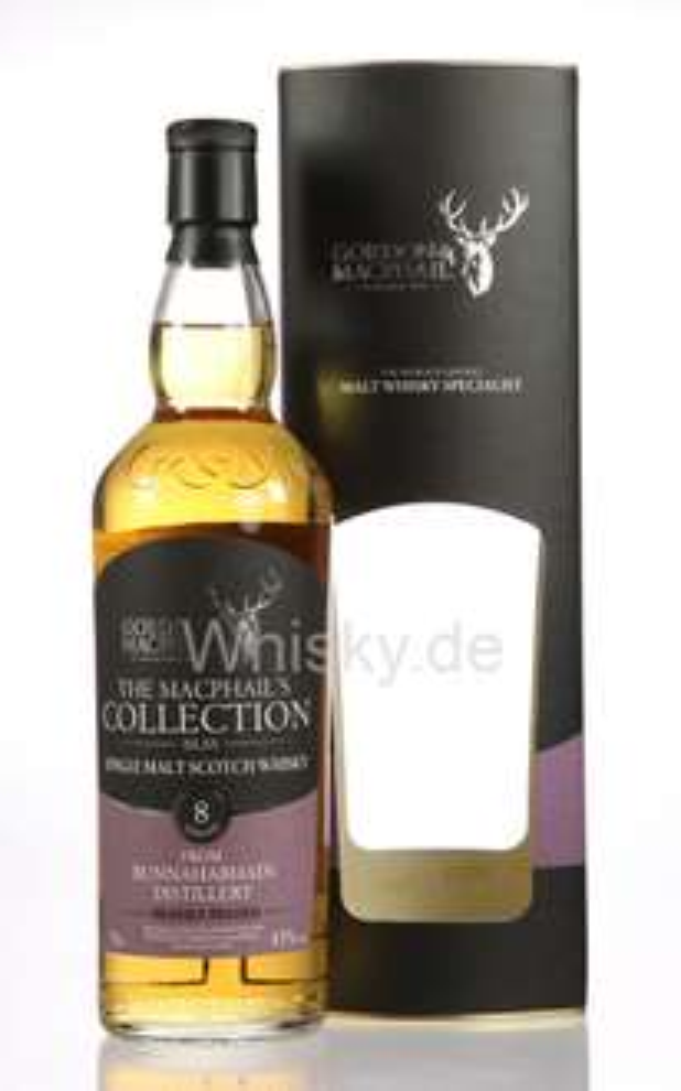 Whisky Bunnahabhain Heavily Peated MacPhail's Collection 8 Jahre