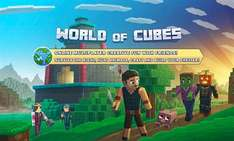 PC Giveaway of the Day - World of Cubes Survival Craft