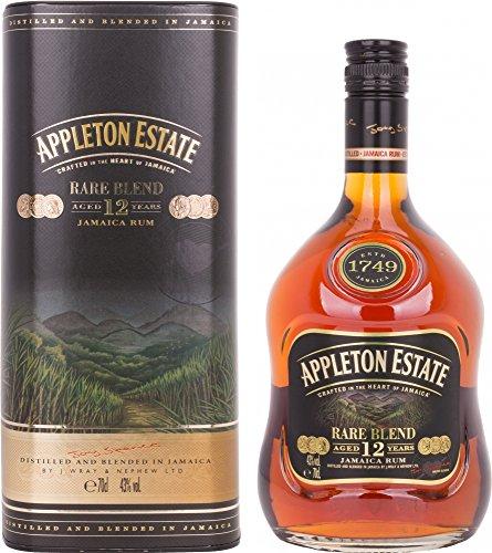 Appleton Estate Rare Blend 12 Years Rum (1 x 0.7 l) für 20,99 (PVG 25,95)
