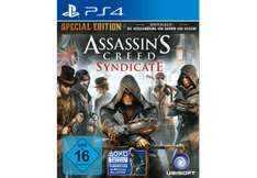 Assassin's Creed: Syndicate (PS4) für 12,99€ [Saturn Abholung]