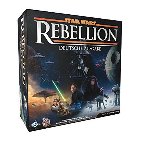 [Amazon] [Prime] Brettspiele direkt von Amazon.de, z.B. Star Wars Rebellion für 60,55€ u.v.m. (nur für kurze Zeit, aber zu wiederkehrenden Bestpreisen)