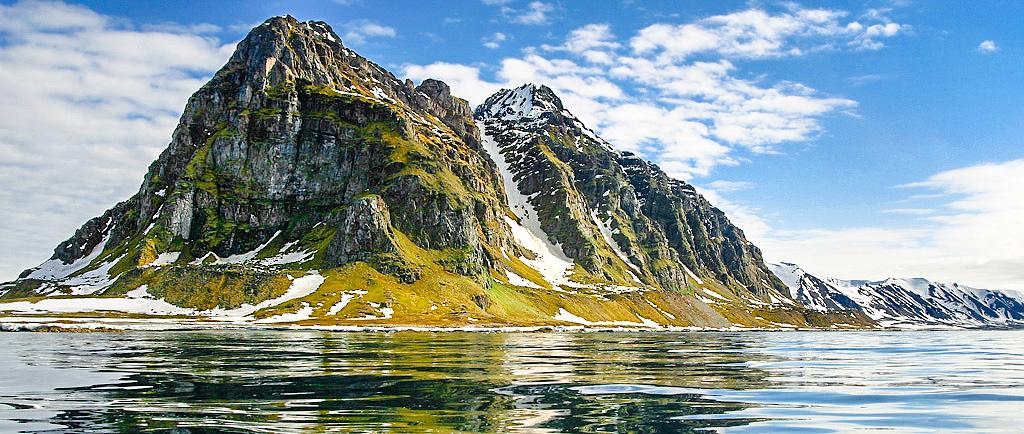 Günstige Flüge nach Spitzbergen über Oslo