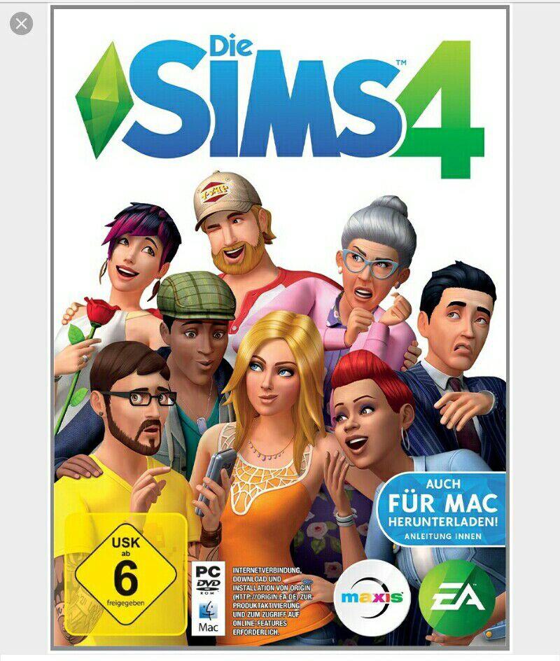 [MMOGA] Sims 4
