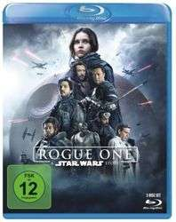 [Lokal] Star Wars - Rogue One Blu-Ray bei Saturn Lübeck ab 04.05. Doppelt!