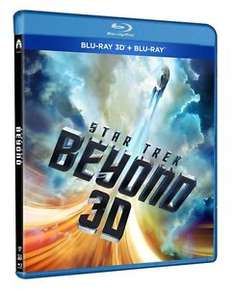 Star Trek Beyond [3D Blu-ray] (inkl. 2D-Version) für 12,59€ inkl. VSK (eBay)