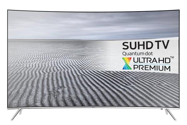 """Samsung Curved SUHD 49"""" Fernseher - UE49KS7590 auf city-tv-hifi.de"""