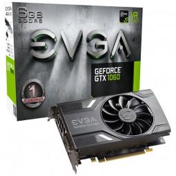 EVGA GeForce GTX 1060 Gaming, 6144 MB GDDR5 für 242,99€ statt 268,72 €