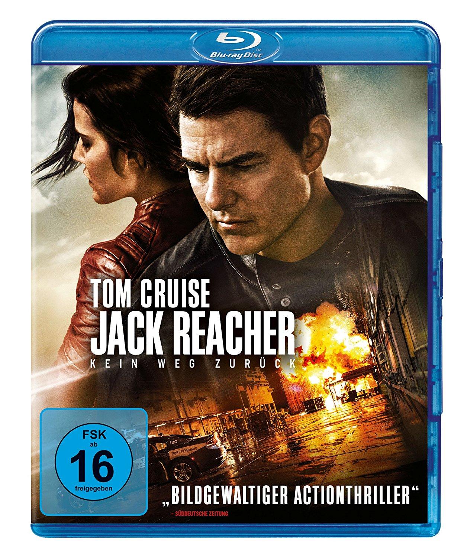 Jack Reacher: Kein Weg zurück (Blu-ray) [Amazon PRIME]
