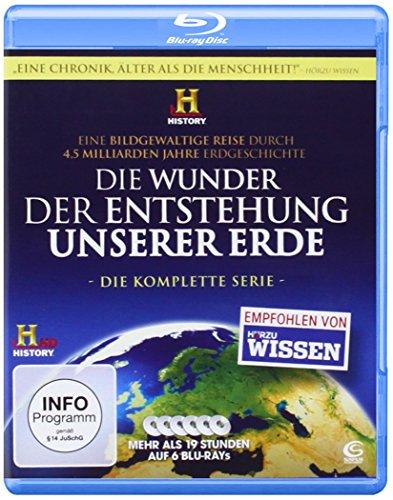 [Amazon Prime] Die Wunder der Entstehung unserer Erde - Die Komplettbox (6 Blu-rays)
