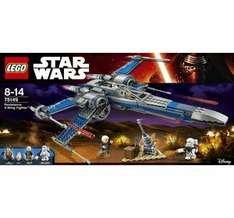 LEGO Star Wars - 75149 Resistance X-Wing Fighter ToysRus