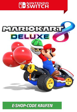 Mario Kart 8 Deluxe - eShop Code