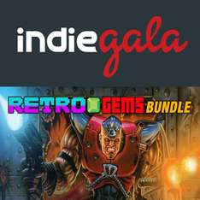 [STEAM] IndieGala - The Retro Gems Bundle - 12 Games