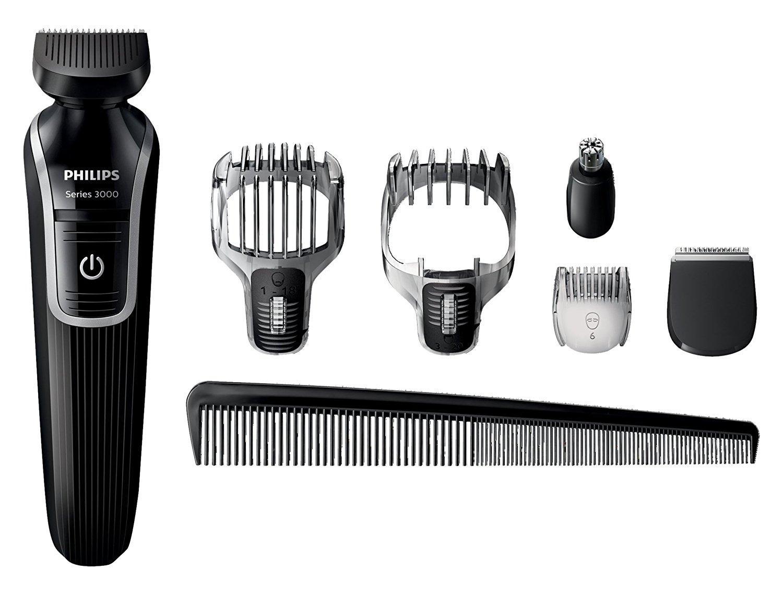 [ Aldi Süd ] ab 08.05. Philips Series 3000 Multigroom Bart und Haarschneider
