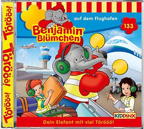 (Amazon) Benjamin Blümchen - Folge 133: Auf dem Flughafen auf CD