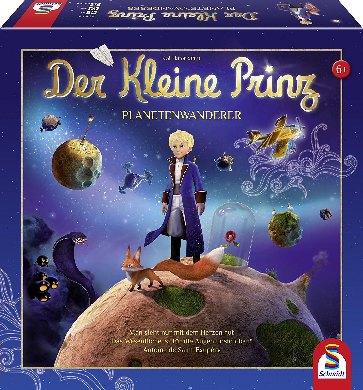 [Amazon Prime] Schmidt Spiele 40515 - Der kleine Prinz, Planetenwanderer für 4,25€