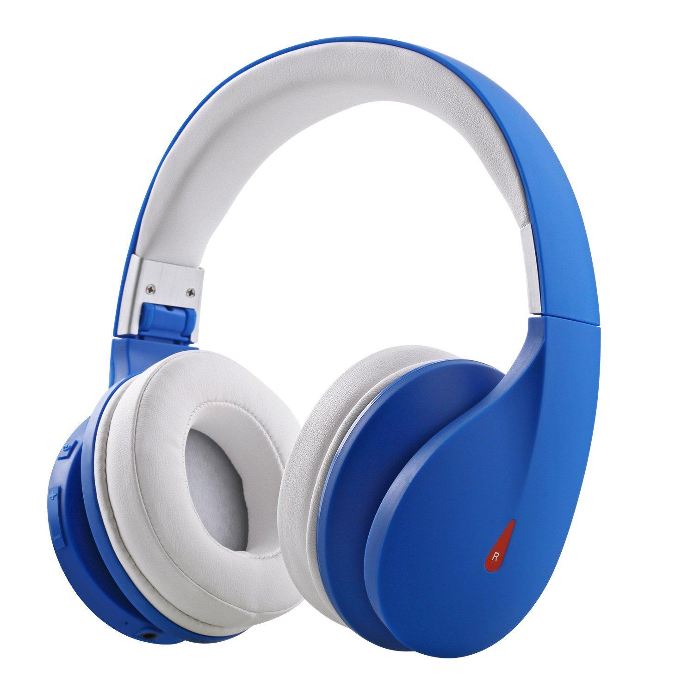 Kabelloses/Mit Kabel - On-Ear Headset (blau) 7€ günstiger als das Warehouse