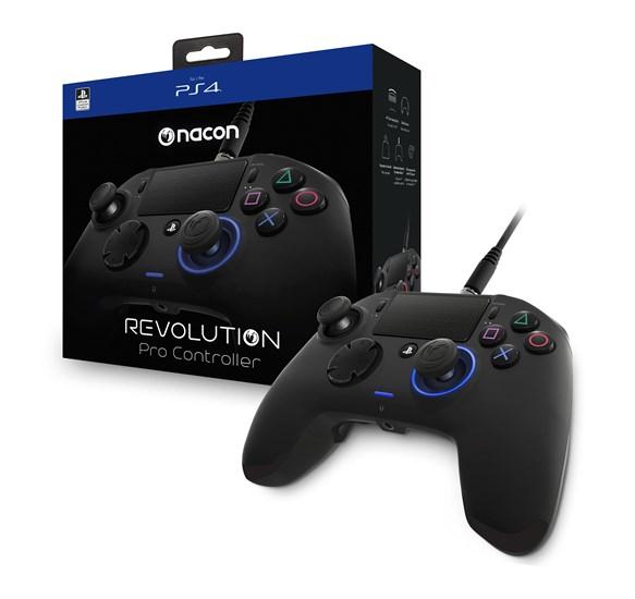 GameStop Trade-In // PS4 Controller eintauschen und 49,99€ für einen Nacon Revolution Pro