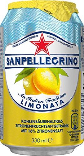 San Pellegrino Limonata 24x0,33 ab 17,24€ bei Amazon.de