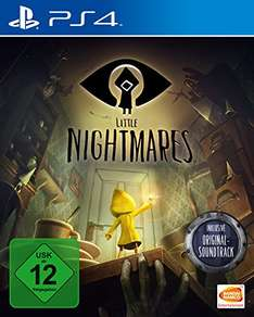 Little Nightmares (PS4 - Retail) @ Amazon.de mit Prime