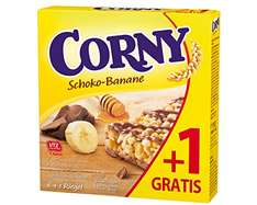 Corny Schoko-Banane 6+1, 10er Pack (10 x 175 g) 11.49 € @Amazon