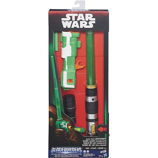 Nerf Star Wars Rogue One Bladebuilders Lichtschwert für 20,94€ inkl. VSK bei [MyToys]