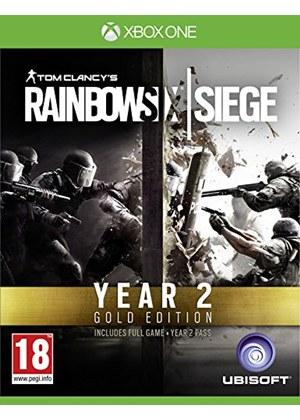 Tom Clancy's Rainbow Six Siege: Year 2 Gold Edition (Xbox One) für 17,63€ inkl. VSK (Base.com