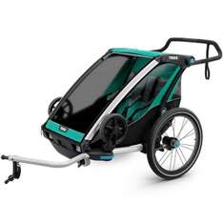 Thule Chariot Lite 2 Modell 2017 Fahrradanhänger -10% Messerabatt -3% Skonto