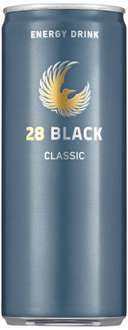 28 Black Classic Energy Drink 24er Pack (24 x 250 ml) pro Dose 0,75€ + Pfand