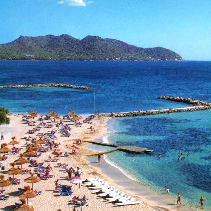 Mallorca 2 Personen 3,5-Sterne Hotel 6 Nächte inkl. Flüge, Transfer & Zug zum Flug ab 177 € pP (Last Minute)