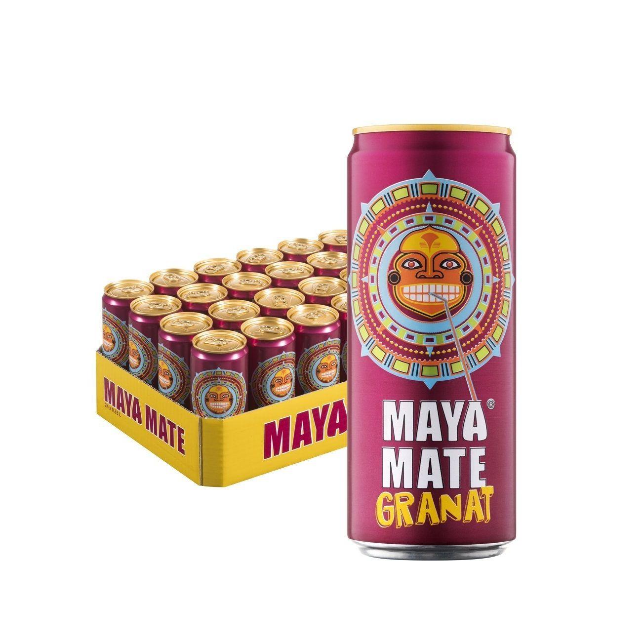 ABGELAUFEN [AMAZON Prime] Maya Mate Granat Dosen zzgl. 6€ Pfand (24x 0,33l)