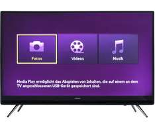 [ao] Samsung K5179 - 40 Zoll Fernseher (102cm, Full HD, Triple Tuner mit DVB-T, 60 Hz nativ, UE40K5179SSXZG)