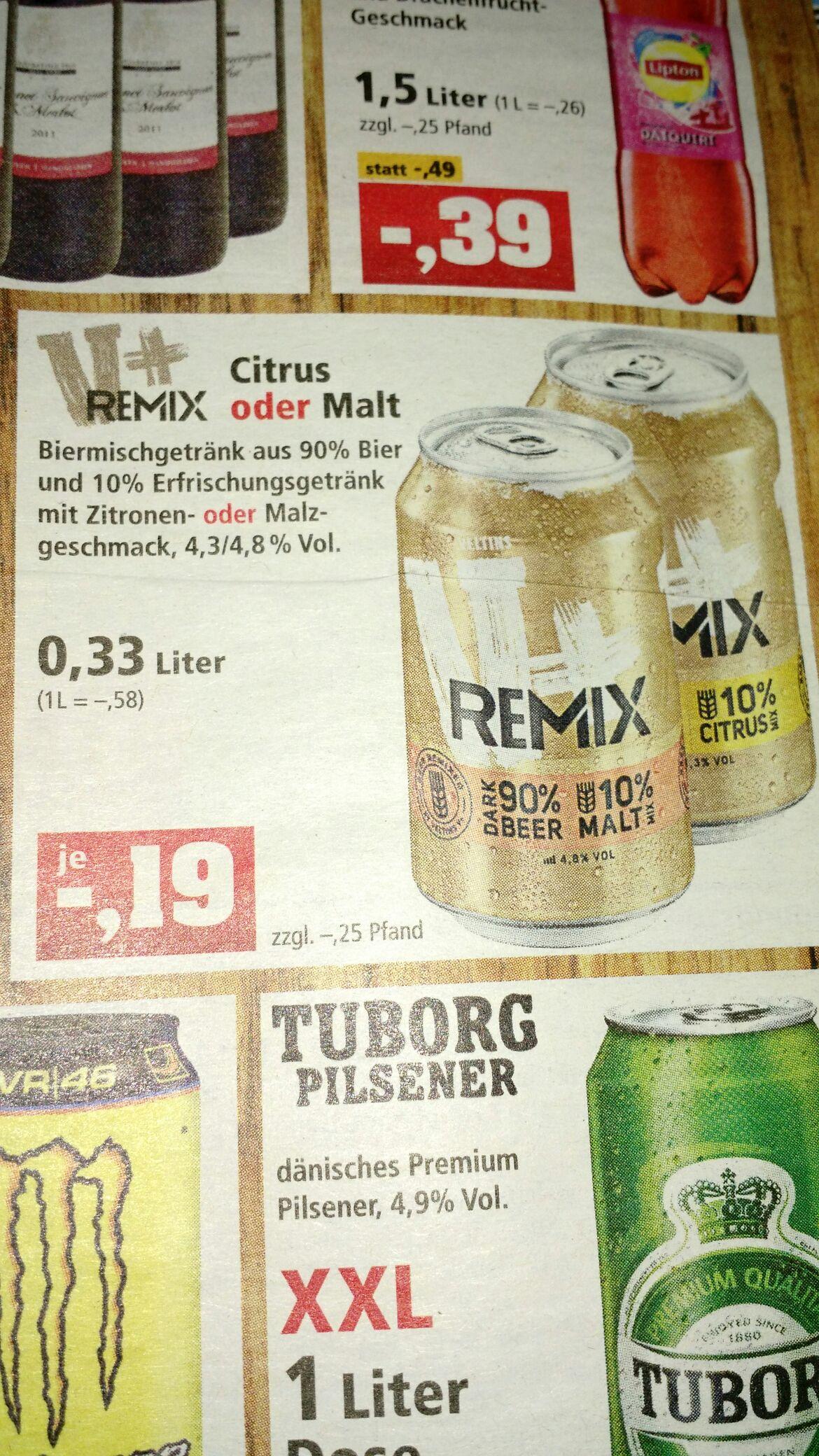 [Thomas Philipps bundesweit] Veltins V+ Remix 0,33l Dose für 0,19€