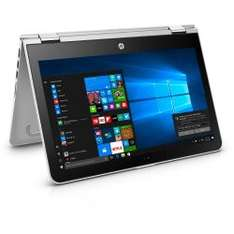 "HP Pavilion x360 Convertible - Core i5-7200U, 8GB RAM, 256GB SSD, 13,3"" Full-HD IPS Touchscreen, 1,66kg, Win 10 - 554€ @ Cyberport"