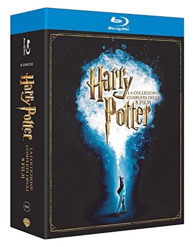 Harry Potter Komplettbox (Bluray) für 20,70€ [dt. Tonspur] [Amazon.it]