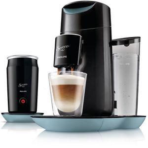 Philips Senseo Twist & Milk HD7874/60 inkl. Milchaufschäumer für 119,99€