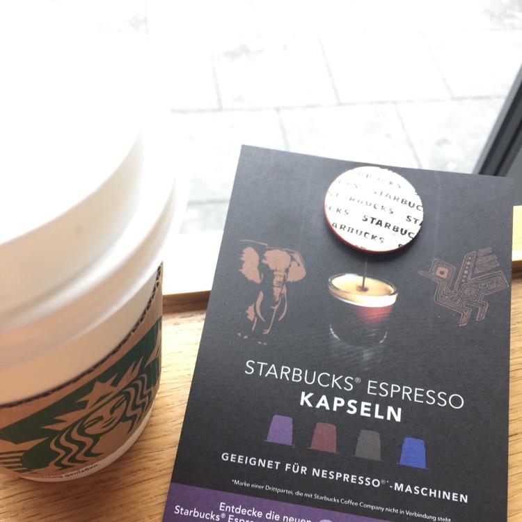 Gratis Nespresso Kapsel mit Starbucks Espresso +20% auf den nächsten Kapselkauf