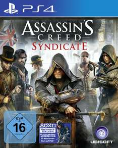 Assassin's Creed Syndicate - Special Edition - [PlayStation 4] [Amazon.de (Prime)]