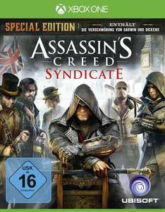 Assassins Creed: Syndicate Special Edition (Xbox One) für 11,05 inkl. VSK (Conrad)