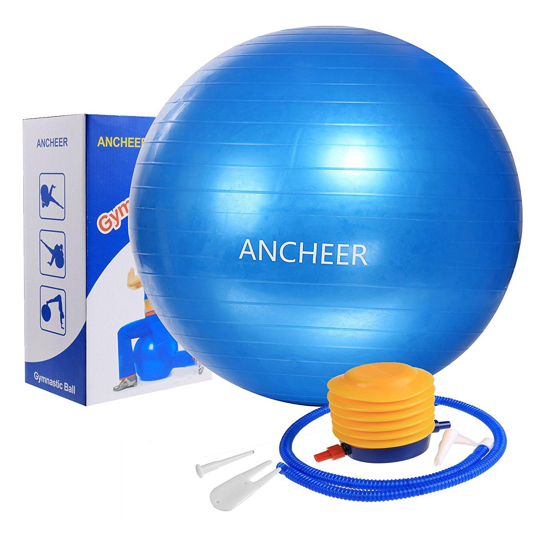 [Amazon] Gymnastikball / Sitzball inkl. Pumpe für 7,49€ inkl. Versand - KEIN Prime notwendig